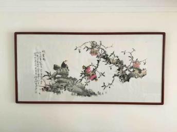 齐丰画社名人字画私人订制——房新泉